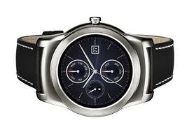 LG G Smart Watch R Urbane W150 Android Wear Watch 4GB 1.3 P-OLED 1.2GHz (BLACK) image 3
