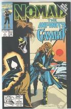 NOMAD (1992 Series) #7 - Near Mint - Captain America - Gambit - $1.99