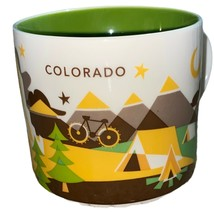 Starbucks You Are Here Collection Coffee Mug ~ Colorado 2017 - $24.65