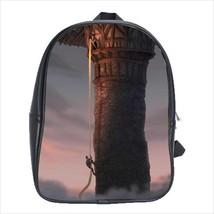 School bag 3 sizes rapunzel tangled - $39.00+
