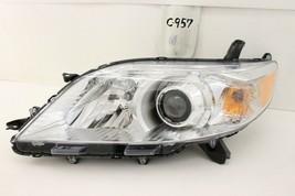Oem Head Light Headlight Lamp Toyota Sienna Halogen 2011-2020 Chip Lower Mount - $84.15