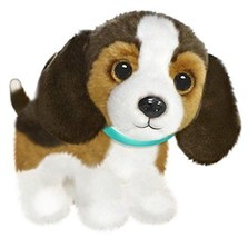 "First & Main 7"" Brown & White Wuffles Beagle Puppy Dog Basic Plush Toys - $11.02"