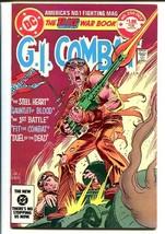 G.I. COMBAT #258-DC WAR-WWII ACTION-Joe Kubert VF/NM - $25.22