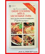 The Amana Guide to Great Cooking with a Microwave Oven [Mass Market Pape... - $1.98