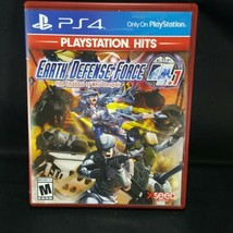 Earth Defense Force 4.1: The Shadow of New Despair (Sony PlayStation 4) PS4 image 2