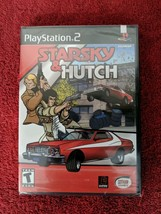 PS2 Playstation 2 Starsky And Hutch Auto Racing Game ~ Still Brand New & Sealed - $13.99