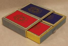 VINTAGE CHICAGO ILLINIOS SOUVENIR PLAY CARDS 2 DECK BOX - $8.59