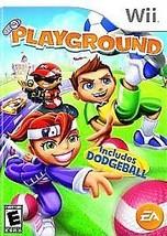 Playground (Nintendo Wii, 2007) - $7.69