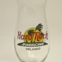Hard Rock Orlando Tall Hurricane Glass - $9.00