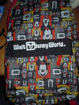 Walt Disney World Theme Park Micky Mouse Back Pack - $18.99
