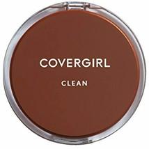 Covergirl Clean Pressed Powder, 135 Medium Light - $8.52