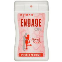 Engage Women's Floral Fresh Pocket Perfume, 18ml (2 pack) - $8.99