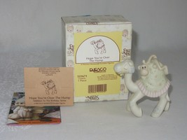 Precious Moments 521671 Hope You're Over The Hump 1993 Camel Nativity MIB - $29.69