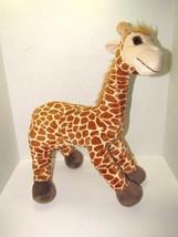 2013 Toys R Us Geoffrey The Giraffe Poseable Leg Large Stuffed Plush Animal - $24.75