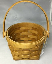 "1994 Longaberger 5"" Measuring Basket - $11.76"