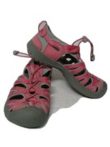 Women's Keen Sport Hiking Leather Sandals Water  us4/eu36/uk3 Pink ( Use... - $27.72