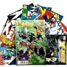 X-Men 10 Comic Book Lot VF NM Marvel Wolverine Silver Surfer Nightcrawler Storm - $24.70