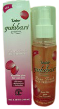 Dabur 100ml Gulabri Rose Face Water Spray Freshener Cleanses Refreshness - $7.50