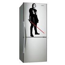 (12'' x 24'') Star Wars Vinyl Wall Decal / Anakin Skywalker with Lightsaber Die  - $19.58