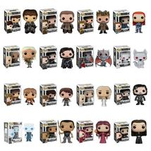 FUNKO POP Game of Thrones Night's King Jon Snow Drogon Action Figure Col... - $23.00+
