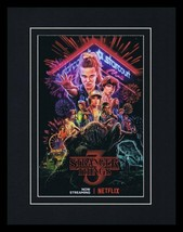 Stranger Things 3 2019 Netflix Framed 11x14 ORIGINAL Advertisement  - $32.36