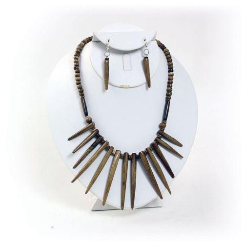 Spike & Bone Necklace Sets for sale  USA
