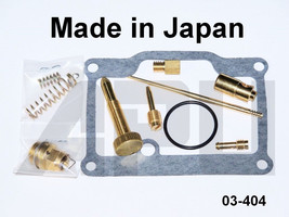 Carburetor Repair Kit JAPAN 94-95 Polaris Xplorer Sport 400L 400 Carb Re... - $17.45