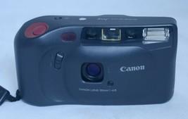 CANON Sure Shot JOY Vintage Point Shoot Film Camera 35mm f/4.5 Lens - $21.00