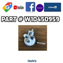 PART # W10450959 Whirlpool Kenmore Fill Valve  - $14.00