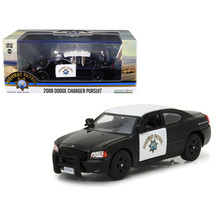 2008 Dodge Charger Police Interceptor Car California Highway Patrol (CHP... - $29.99