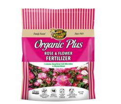 3.5 lb. Organic Rose and Flower Fertilizer - $18.99