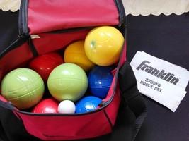Franklin 3305F6 Bocce Set - $24.97