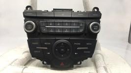 2015-2018 Ford Focus Am Fm Cd Player Radio Receiver Black 22238 - $65.00