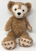 "Disney Parks Duffy the Bear 17"" Plush Hidden Mickey Plush Tan Stuffed Animal - $23.20"