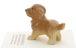 Hagen-Renaker Miniature Ceramic Dog Figurine Golden Retriever Pup image 4