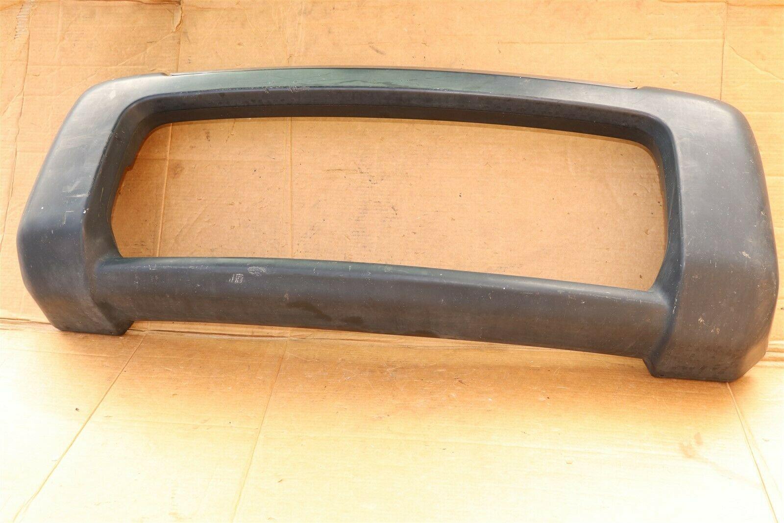 06-08 Honda Pilot Front Lower Bumper Plastic Brush Guard