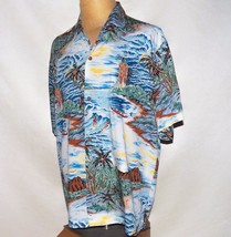 Pineapple Juice Hawaiian Aloha Tower Diamond Head Outrigger Surfer Camp ... - $59.99