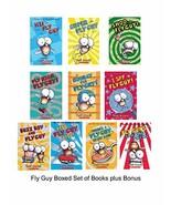 Fly Guy Boxed Set of 10 Books with Bonus Backpack Buddy [Paperback] Tedd... - $69.99
