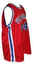 George Gervin Virginia Squires Aba Retro Basketball Jersey New Red Any Size image 4