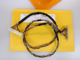 "Hisense 32"" 32D12 2C.54003.Q31 Main Board LVDS Cable [CN204] to LCD Panel - $14.00"
