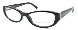 Ralph Lauren RL 6108 5001 Women's Eyeglasses Frames 50-16-135 Black ITALY - $49.40