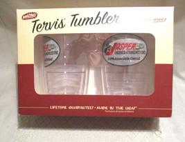 2 TERVIS TUMBLERS –JASPER ENGINES & TRANSMISSIONS - NEW IN BOX - $9.65