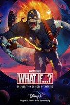 "What If...? Poster Marvel Comics 2021 TV SERIES Art Print Size 24x36"" 27x40"" #11 - £7.89 GBP+"