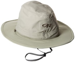 Outdoor Research Ghost Rain Hat Khaki Large - $64.86