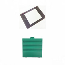 New GREEN Nintendo Game Boy Original DMG-01 Battery Cover + GLASS Screen... - $6.88