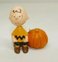 Hallmark Keepsake 2008 It's the Great Pumpkin Charlie Brown Ornament - $7.91