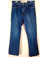 VINTAGE THE GAP BOOT FIT JEAN'S WOMEN'S 32/32 BLUE DENIM (C) - $33.99