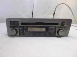 01-04 Honda Civic Radio Cd & Theft Code (Silver) 2TC4 39101-S5B-A110 SP6... - $20.79