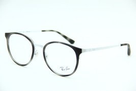 fc9dde0291 NEW RAY-BAN RB 6372M 2957 WHITE EYEGLASSES AUTHENTIC FRAME RX RB6372M 50-19