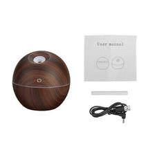 7 Colors LED Night Light Aroma Diffuser Mist Humidifier Ultrasonic USB c... - $25.55